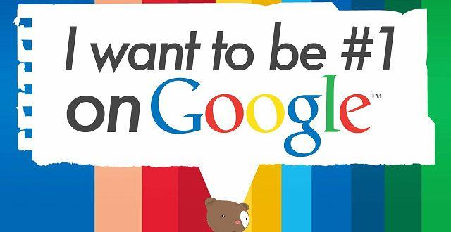 Mogu li biti 1. na Googleu?